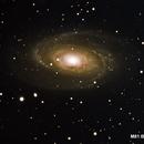M81 Bode's Galaxy 2,                                poblocki1982