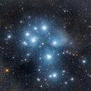M45 The Pleiades A public data pool created by BigScott_27,                                D@vide