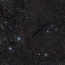 Dark Doodad Nebula,                                Kevin Parker