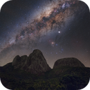Milky Way in the West, at Brazil´ s State Park,                                Carlos 'Kiko' Fai...