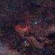 Pelican nebula,                                Joe Beyer