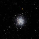 Great Globular Cluster in Hercules (M13),                                Krishna Vinod