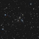 Stephans Quintet, NGC7320,                                Raymond
