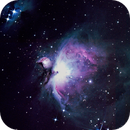 The Great Orion Nebula - M42,                                Nathan O'Looney