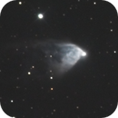 NGC2261 LRGB - The Hubble Variable Nebula - 06/12/2020,                                andrea tasselli