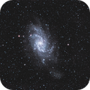 M 33 - Campo amplio - Wide field,                                Carles Zerbst