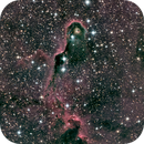 Visible IC 1396,                                Benoit Blanco