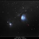 M78 in Orion,                                rigel123