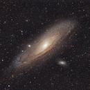 Andromeda Galaxy,                                vt_programmer