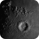Moon - Copernicus with Montes Carpatus,                                Axel Kutter