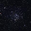 M52 Open starcluster,                                Matteo Mooren