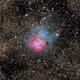 M20 - StarTools-Test,                                Felix