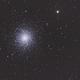 Messier 13,                                Doug MacDonald