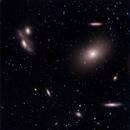 M86 and Markarian's Chain,                                Seymore Stars