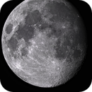 Moon at ~80%,                                Uwe Deutermann