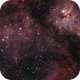 Carina Nebula; Missed it by that much,                                Colin