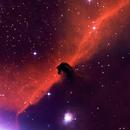 Pferdekopfnebel IC 434,                                H.Chris