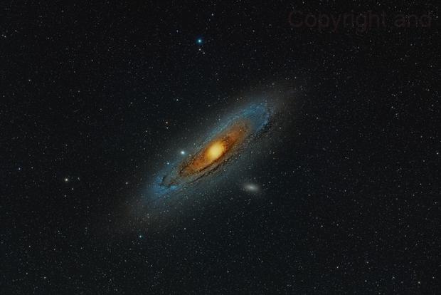 M 31,                                Andrea Bartoloni