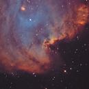 Monkey Head Nebula in NGC2174,                                Jim Morse