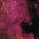 NGC7000 NB,                                Thilo Frey