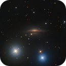 NGC 1055,                                Mike Miller