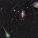 More Unprocessed/Unpublished Data Comet C/2017 T2 PanSTARRS - Why did I wait?,                                Dan Bartlett