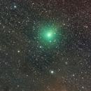C/2020 M3 ATLAS on Nov. 20,                                Maple Gao