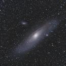 M31 - The Andromeda Galaxy,                                Mark Hudson