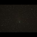 Film of flying Giacobini-Zinner,                                UN73