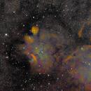 NGC6559 – S2HaO3,                                equinoxx