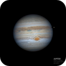 Jupiter in excellent seeing!,                                Anis Abdul