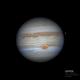 Jupiter in excellent seeing!,                                Anis Abdul