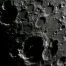 La région du cratère Maurolycus sur la Lune le 13 avril 2016,                                Laurent3112