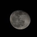 The Moon,                                Flint
