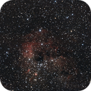 Nébuleuse du Cocher (NGC1893),                                manudu74