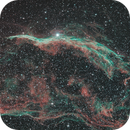 Western Veil Nebula,                                Sean Smith