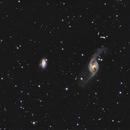 NGC 3718,                                Gkar
