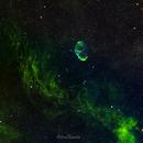 Crescent Nebula SHO (NGC6888),                                DarthAstro