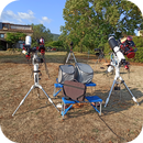 Astro gear in Provence september 2020,                                Janos Barabas