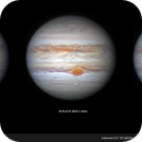 Jupiter: GRS - May 05, 2020,                                astrolord