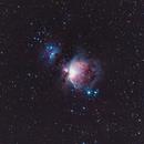 Orion and Horsehead,                                Matt