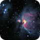 M42 Great Nebula in Orion HaRGB,                                Sergio G. S.