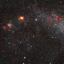Small Magellanic Cloud (North), NGC 346, NGC 371,                                Alastairmk