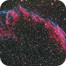The Eastern Veil (NGC6992, NGC6995),                                Kees Scherer
