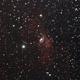 Bubble Nebula NGC 7635,                                Michael Southam