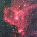 Heart nebula,                                jeanluc