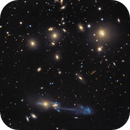 Abell 1185 Galaxy Cluster,                                sydney