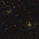 Caldwell 14 Double Cluster in Perseus,                                Eddie Pons