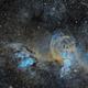 NGC 3576,                                Rodrigo González...