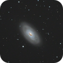 M 64 The black eyed galaxy,                                Patrice RENAUT